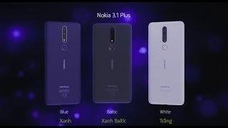 Nokia 3.1 Plus |  Nâng Tầm Trải Nghiệm - Tận Hưởng Vô Tư