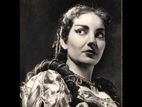 Maria Callas and Giuseppe Taddei in one of the greatest recorded duets in History