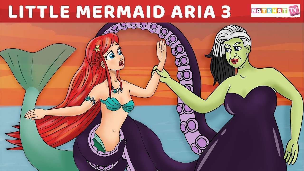 Little Mermaid Aria | Deep Blue Sea | नन्ही जलपरी अरिया | Episode 3