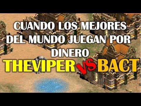 SE ENFRENTAN DOS MONSTRUOS DEL 1V1 - THEVIPER vs BACT POR 100 U$D