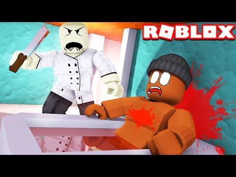 A Roblox Horror Game