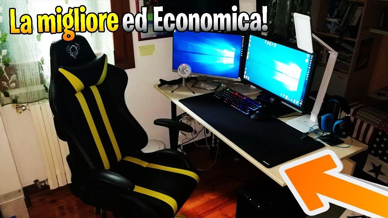 Sedia Gaming Economica.La Miglior Sedia Economica Da Gaming Per Le Sessioni Su Fortnite Battle Royale