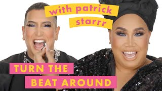 Patrick Starrr Gives His MUA Roni Herrera a Stunning Makeover | Turn The Beat Around | Cosmopolitan