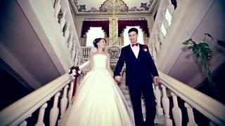Надежда и Эдуард свадебный клип