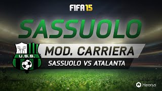 Video Gol Pertandingan Sassuolo vs Atalanta