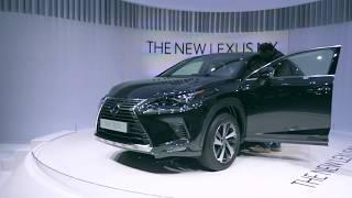 Новинки Lexus во Франкфурте 2017 // АвтоВести Online