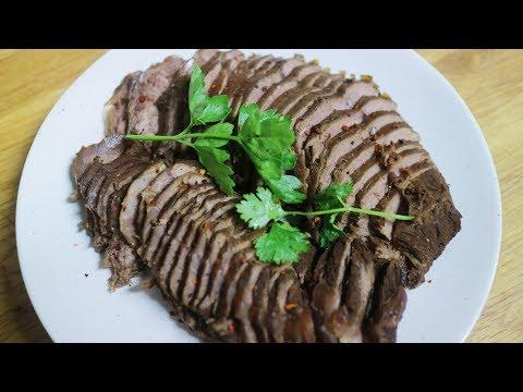卤牛肉、卤鸡蛋、一味多卤! Chinese Stewed Beef!