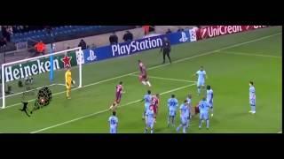 Manchester City vs Bayern Munich 3 2 ~ All Goals & Extended Highlights   CL 25 11 2014