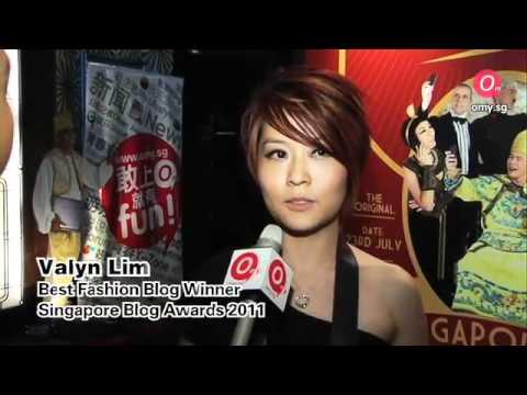 2011 OMY Singapore Blog Awards - Vodcast