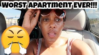 WORST Apartment EVER!!! / Mommy Vlogger / Daily Mom Life / Family Vlogger