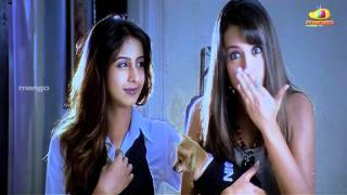 prabhas and trisha fighting - prabhas bujjigadu comedy scenes