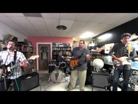 Spectral Fangs at Willimantic Records 8/7/14