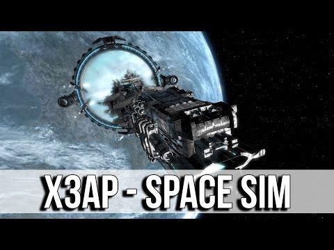 Classic Space Sim - X3 Albion Prelude (Litcubes Universe Mod)