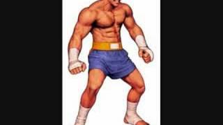Street Fighter Tribute Album Theme Of Sagat