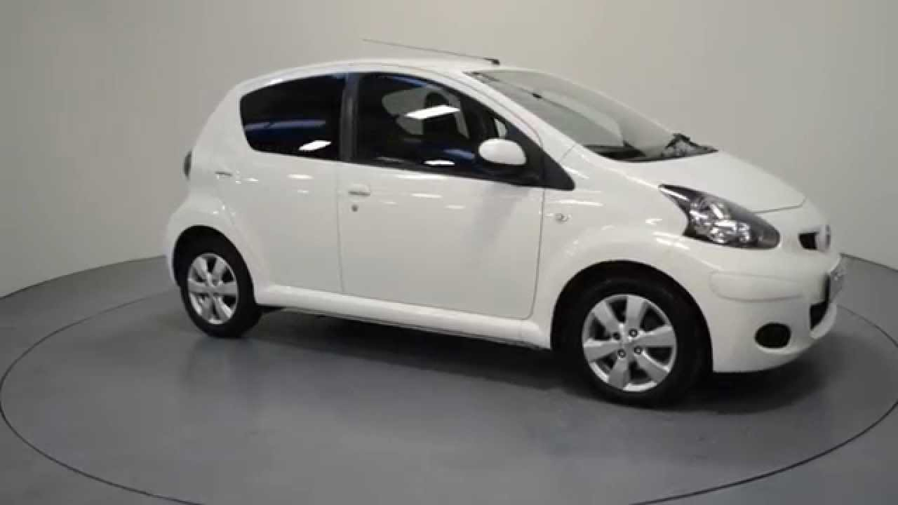 Used 2011 Toyota Aygo Used Cars For Sale Ni Shelbourne