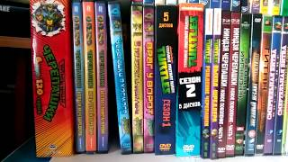 Отвинтажная коллекция #9 Кино на DVD, Blu-ray и VHS
