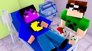 Minecraft: O PAC ESTÁ DOENTE!