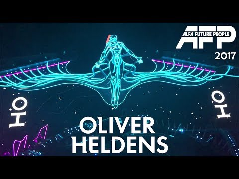 OLIVER HELDENS Live @ Alfa Future People 2017 (AFP)