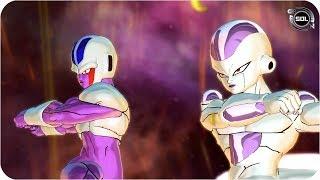 Frieza and Cooler FUSION: Cooleza VS SSB Vegito - Dragon Ball Xenoverse 2 mod