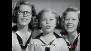 """100 Years...100 Stars"": Shirley Temple"