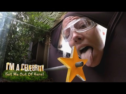 Kendra Wilkinson's Bushtucker Trial: The Grim Gallery | I'm A Celebrity... Get Me Out Of Here!