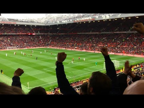 Wolves fans at Man United away (22/9/18)