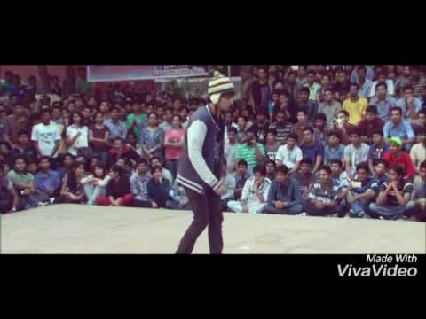 best robotic dance on tu jo mila song