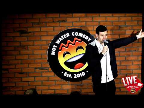Connor Burns | LIVE at Hot Water Comedy Club