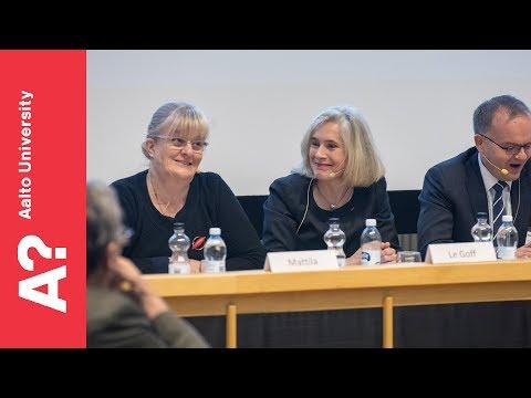 Health Transformations Seminar at Aalto University 2017 05 23