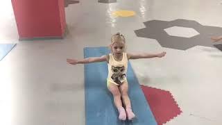 My Ballerina Gymnastics 🌸 Анонс : Тренировка по гимнастике группы «Шаги к Успеху»