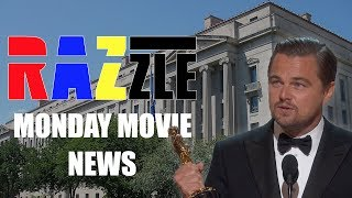Leonardo DiCaprio Hands Over Brando's Oscar to US Government - RAZZLE MONDAY MOVIE NEWS