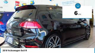 2018 Volkswagen Golf R Irvine, Santa Ana, Costa Mesa, San Juan Capistrano V180658