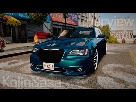 Chrysler 300 SRT8 LX 2012