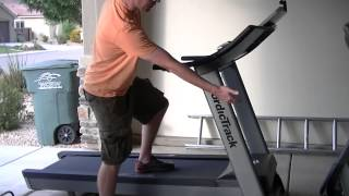 NordicTrack Commercial 1750 vs. Sole F80 Treadmill Comparison