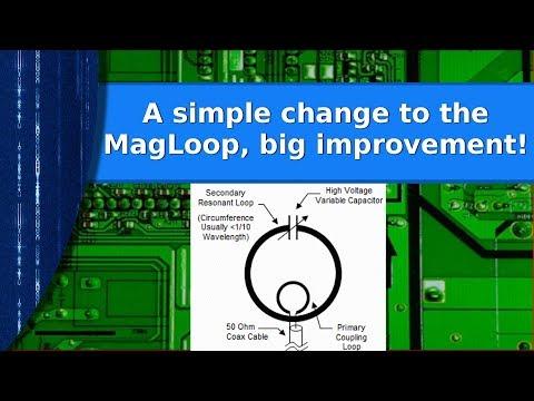 magnetic loop antenne selber bauen ohne l ten funnydog tv. Black Bedroom Furniture Sets. Home Design Ideas