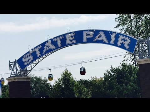The Minnesota State Fair with Raihana's Cuisines