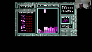 Tuesday Tetris (NES) - Jan 9th 2017