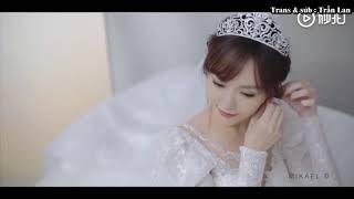 Đường Yên đi thử váy cưới - đẹp quá đi thôi