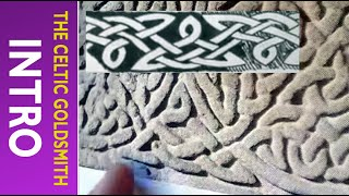 How To Draw Celtic Patterns 72 - Triskele Variant 1, Aberlemno Ii, Celtic Cross Part 1 Of 5