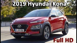 New 2019 Hyundai Kona Review - Electric Boasts a Big Battery