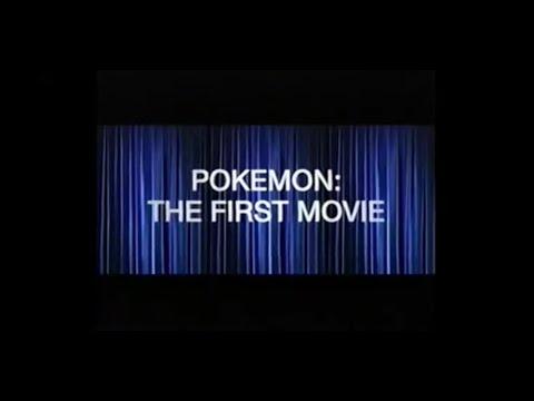 Cartoon Theatre Opening - Pokemon The First Movie