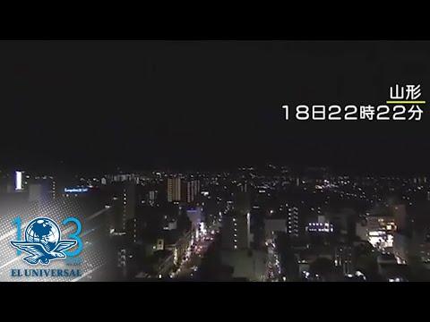 Alerta de tsunami tras sismo en Japón