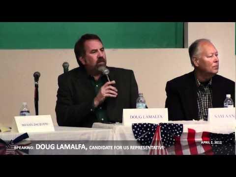 Congressional Candidates Debate, California's 1st District - full event