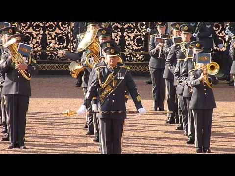 Band of the RAF Regiment & Queen's Colour Squadron Royal Air Force