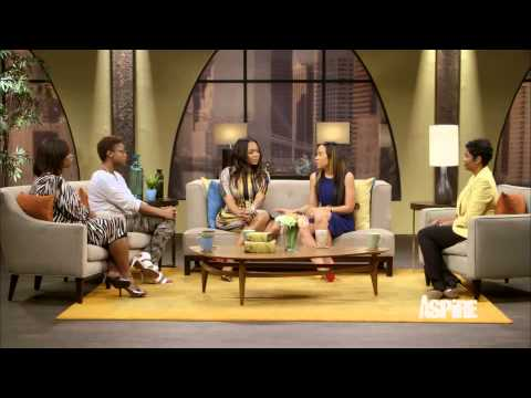 Marlo Hampton and Valeisha Butterfield talk Reality TV  | exhale moment
