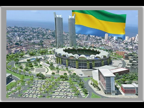 Libreville is the Capital City of Gabon 2020