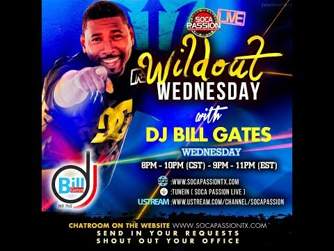 Wild Out Wednesdays with DJ BILL GATES & JELANI featuring Screwface