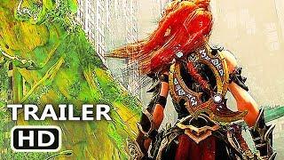 PS4 - Darksiders 3 Lava Brute Gameplay Trailer (2018)