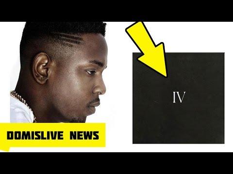 """Kendrick Lamar NEW Album """"IV"""" - K-Dot Teased The Heart Part 4  Image On Instagram"""