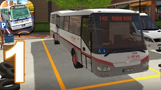 Bus Station: Learn to Drive! - Gameplay Walkthrough Part 1 (Android,iOS)